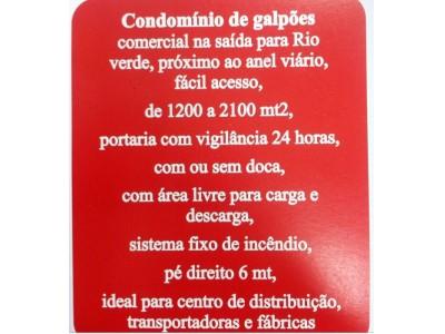 Galpão, 1200 a 1400 m2