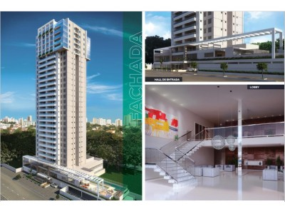 Apartamento, 3 quartos, 102 m2