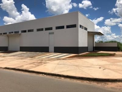 Galpão, 330 m2