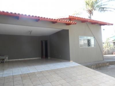 Barracão, 3 quartos