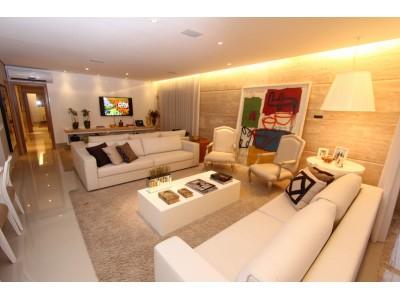 Apartamento, 3 a 4 quartos, 195 a 230 m2