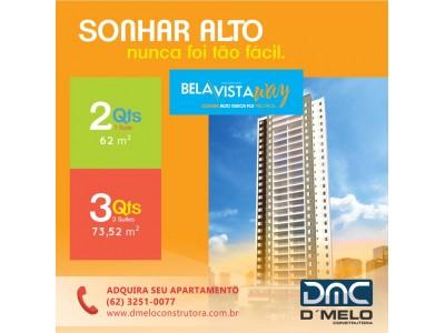 Apartamento, 2 a 3 quartos, 62 m2
