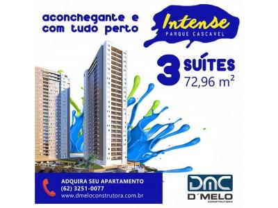 Apartamento, 3 quartos, 72,96 m2