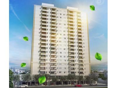 Apartamento, 2 a 3 quartos, 60,95 a 74,81 m2