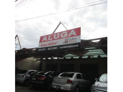 Galpão, 492 m2