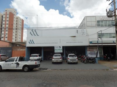 Galpão, 450 m2