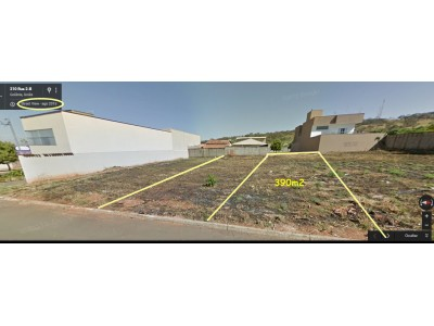 Lote, 390 m2