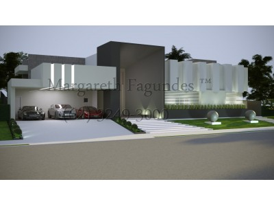 Condominio horizontal, 4 quartos, 535 m2