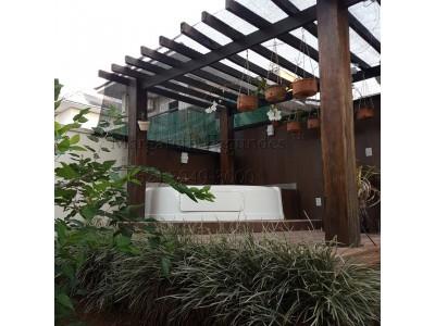 Condominio horizontal, 5 quartos, 299 m2