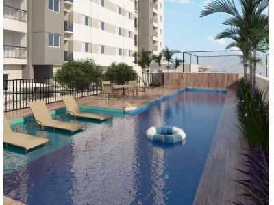 Apartamento, 2 quartos, 60 a 61 m2