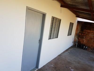 Barracão, 2 quartos