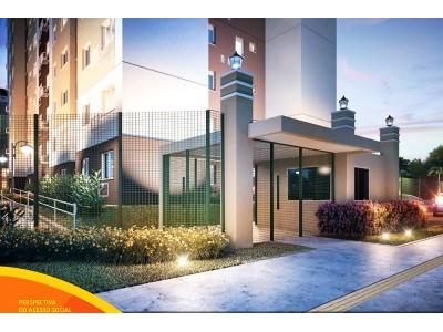 Apartamento, 2 quartos, 50 a 51 m2
