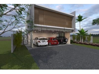 Condominio horizontal, 440 m2