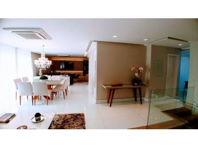 Cobertura, 5 quartos, 487 m2