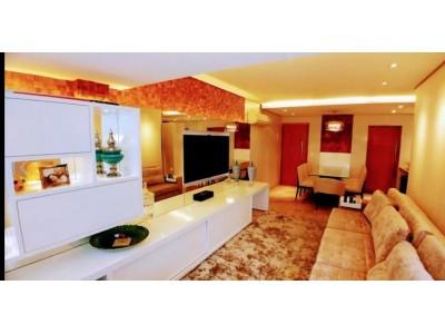 Kitinete (Apartamento), 3 quartos, 87 m2