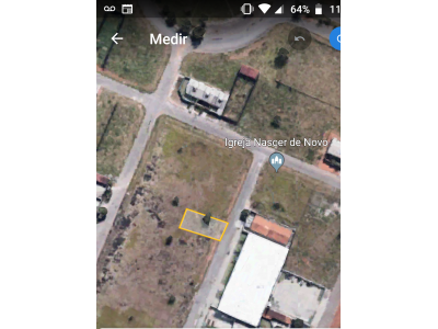 Lote, 444 m2