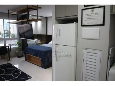 Flat, 1 quarto, 34 m2